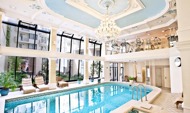 Queen's Court Hotel & Residence Rendezvényhelyszín
