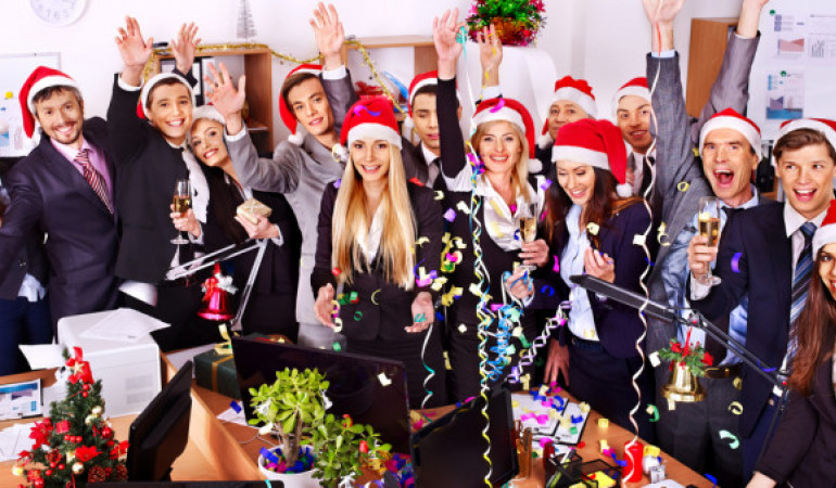 Céges karácsonyi bulik