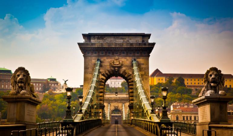 Budapest 1 órás vonzáskörzetében